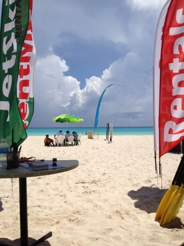 , Wind season is starting again!!!!, Playa Del Carmen Kiteboarding and Water Sports Center, IKO kitesurfing lessons and shop with premium gear