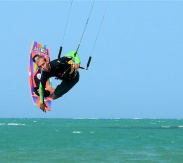, PDCK Instructor become WAINMAN HAWAII Team Rider!!, Playa Del Carmen Kiteboarding and Water Sports Center, IKO kitesurfing lessons and shop with premium gear